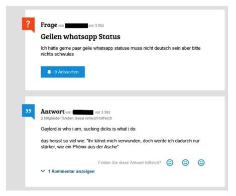 Whatsapp Status Christian Wulff